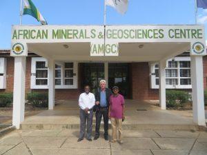 AMGC visit