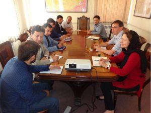 Afghanistan meeting July 2016